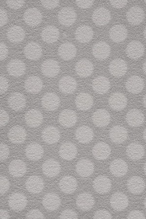 Camden Pattern Polka Dot Saxony Carpet - Pewter 94
