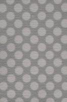Camden Pattern Polka Dot Saxony Carpet - Smoke 95