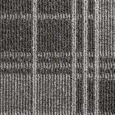 Dundee Tartan Loop Carpet - Anthracite