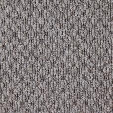 Provence Berber Wool Loop Carpet - Sahara Coal