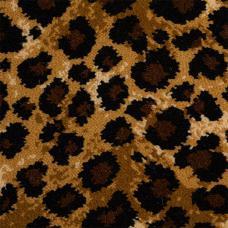 Safari Animal Print Carpet - Leopard