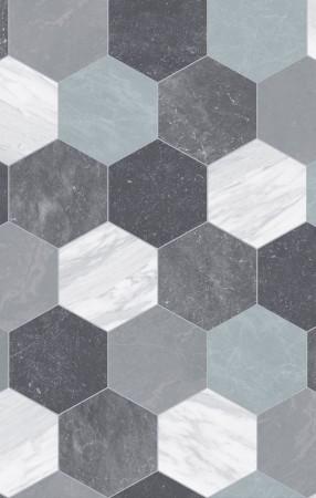 Deco Vinyl - Matrix Charcoal