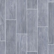 Deco Felt Back Vinyl Flooring - Weathered Oak White