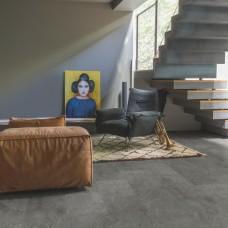 Ambient Click Tile LVT - Grey Slate