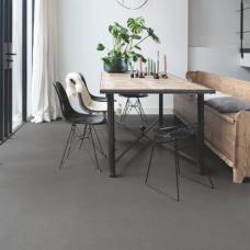 Ambient Click Tile LVT - Vibrant Medium Grey