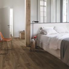 Balance Click Wood LVT - Cottage Dark Brown Oak