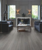 Balance Click Wood LVT - Silk Oak Dark Grey