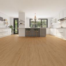 Natural 40 Wood LVT - Boston Oak