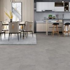 Natural 40 Tile LVT - Denver Grey Tile