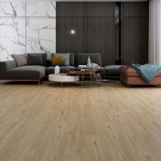 Natural 40 Wood LVT - Miami Oak