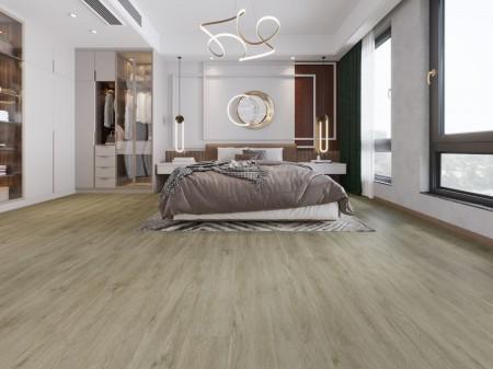 Natural 40 Wood LVT - Michigan Oak