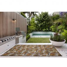 Tropicana Leopard Outdoor Rug - 596X