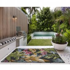 Tropicana Floral Outdoor Rug - 725K