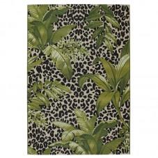 Tropicana Floral Leopard  Rug - 823K