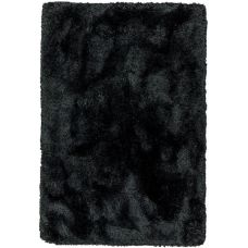 Plush Rug - Black
