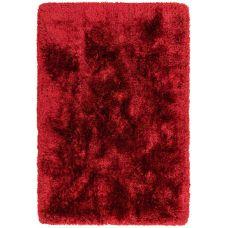Plush Rug - Red