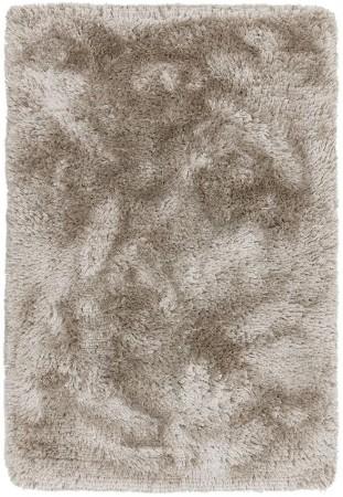 Plush Ultimate Shaggy Silk Rug - Sand