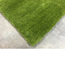 Cloud Soft Plain Green Rugs