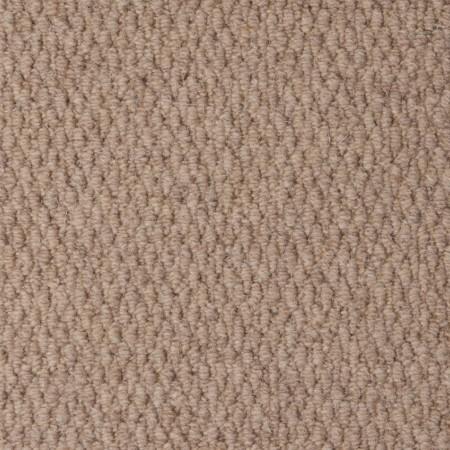 Rolling Hills Pure Wool Loop Carpet - Calvados