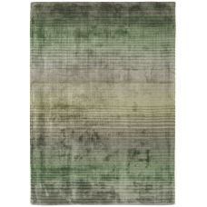 Holborn - Contemporary Striped Rugs - Green