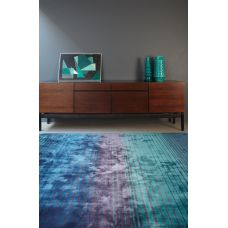Holborn - Contemporary Striped Rugs - Indigo