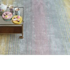 Holborn - Contemporary Striped Rugs - Pastel