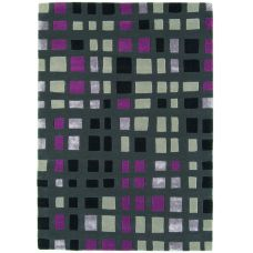 Matrix - Plaza Pink Wool Rug - Max26