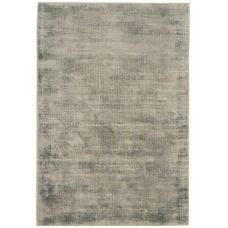 Blade - Dense Viscose Luxury Plain Rugs - Smoke