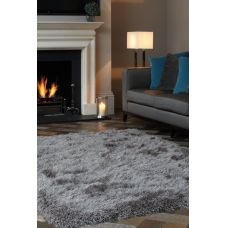 Waterfall Shaggy Rugs - Taupe Rug