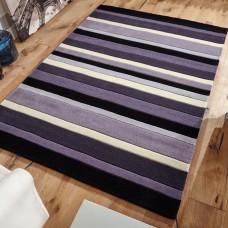 Kingston Stripes Charcoal / Grey
