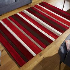 Kingston Stripes Red