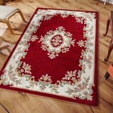 Royal Traditional Rug - Red