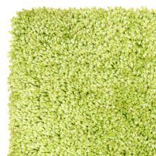Machine Washable Shaggy Rugs - Elegant Green