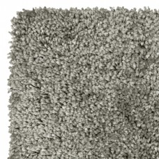 Machine Washable Shaggy Rugs - Elegant Grey