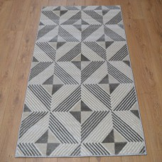Dolce - Cream Taupe Pattern Flatweave 40182/67