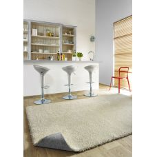 Machine Washable Shaggy Rugs - Elegant Sand