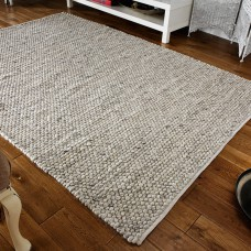Savannah Flatweave Grey Rugs