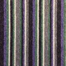 Manhattan Stripe - Lavender Carpet