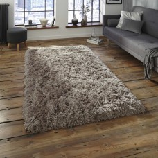 Nordic Thick Shaggy Soft Rugs - Middle Grey Rug