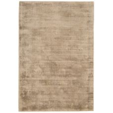 Blade - Dense Viscose Luxury Plain Rugs - Soft Gold