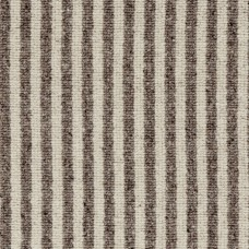 Highland Wool Berber - Coffe & Milk Stripe