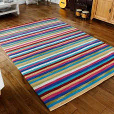 Vestablo Multi Stripe Rugs