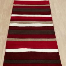 Kingston Stripes Red Runner