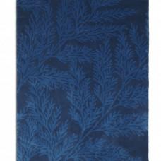 Leaf LEA02 Blue Rug