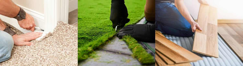 Carpet Grass Laminate Fitting