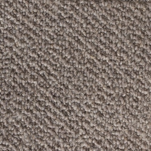 Wool Mix Slate Berber Carpet
