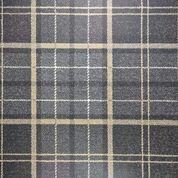 Tartan Carpet Flooring Carpets Hardwearing Stylish Living