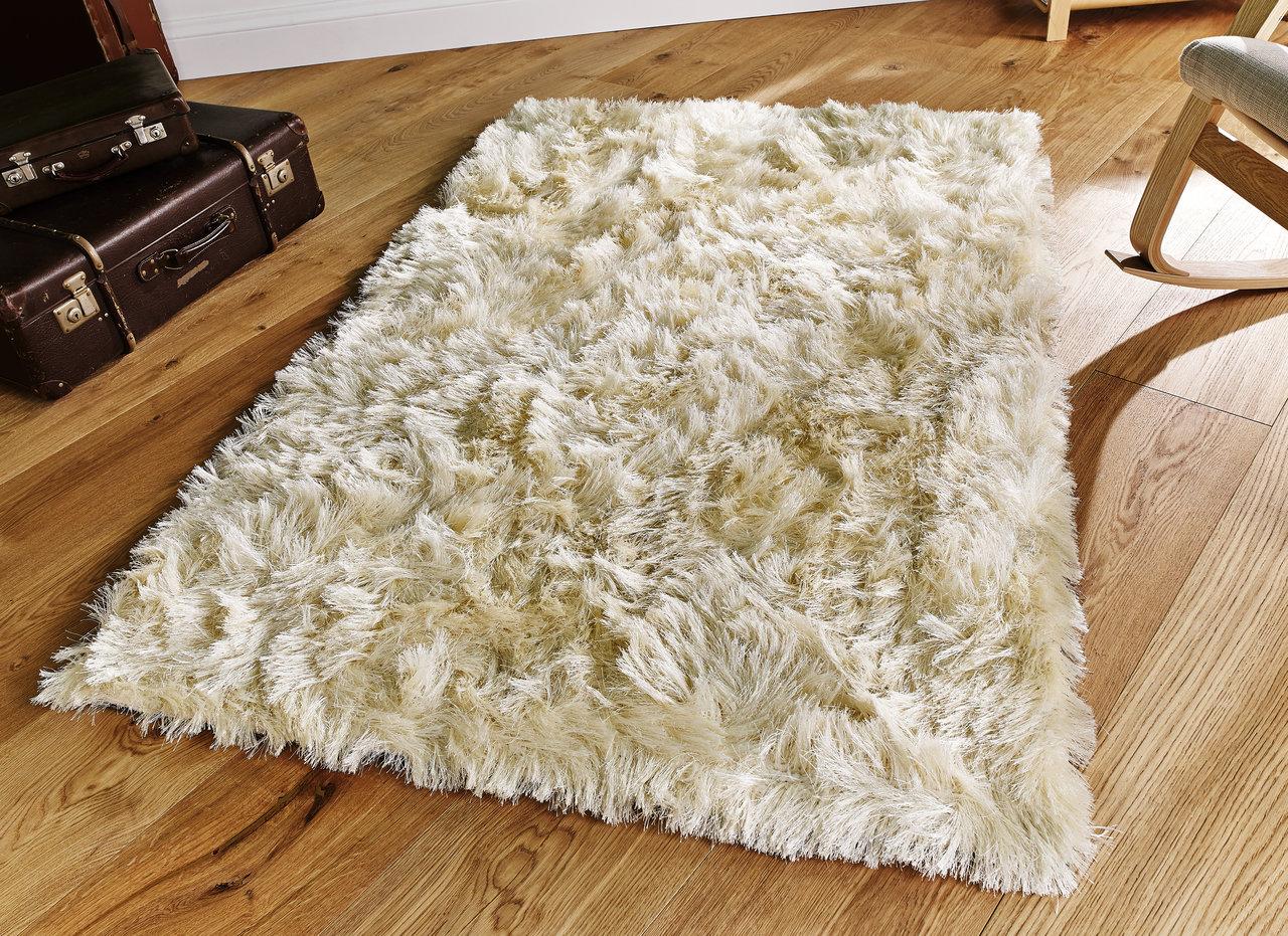 elody cream shaggy rugs u201c
